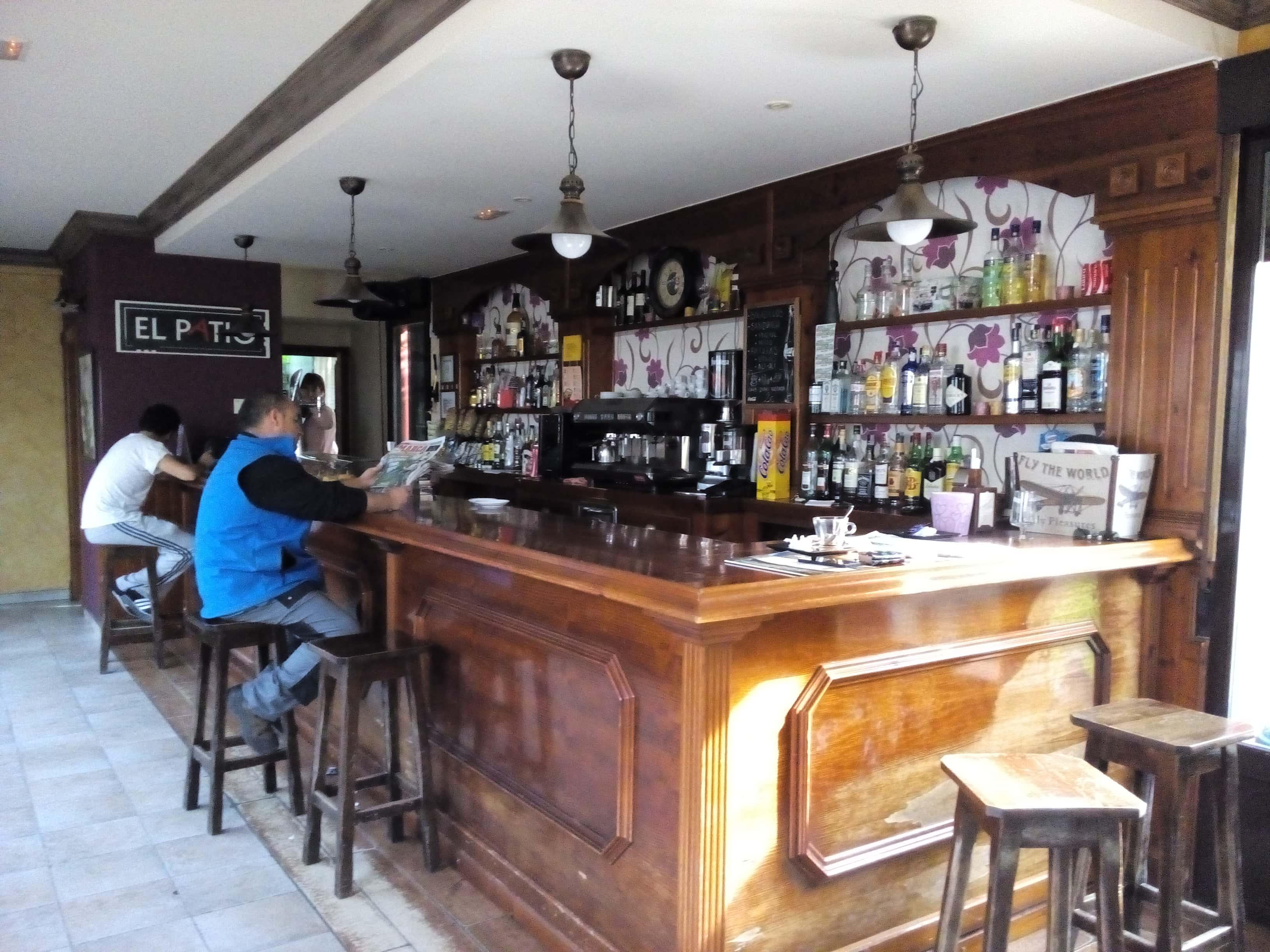 Leadercal 193 reapertura de bar cafeter a y nuevo - Proyecto bar cafeteria ...